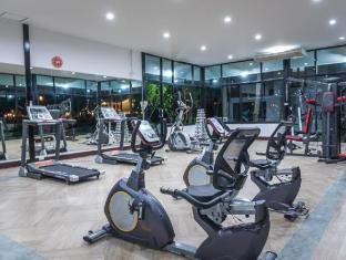 Rayaburi Resort Phuket - Fitness Salonu
