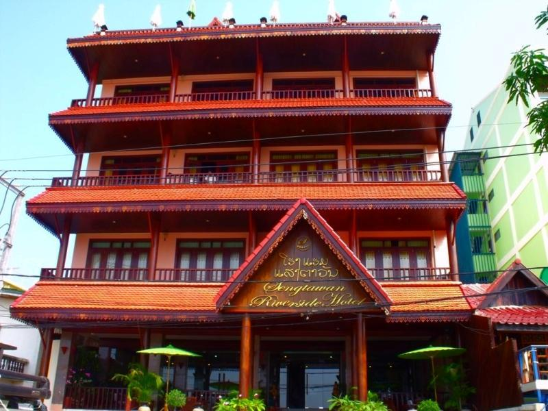 Seng Tawan Riverside Hotel1