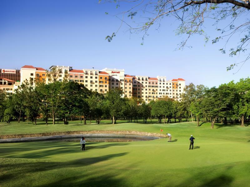 Stunning Views Of Th Villamor Golf Course