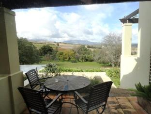 Sugarbird Manor Stellenbosch - View from Terrace