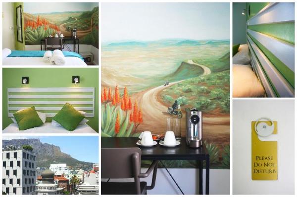 Daddy Long Legs Art Hotel Cape Town