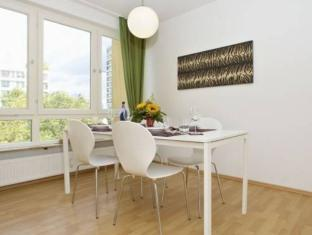 A & B Apartment & Boardinghouse Berlin Berlim - Interior do Hotel