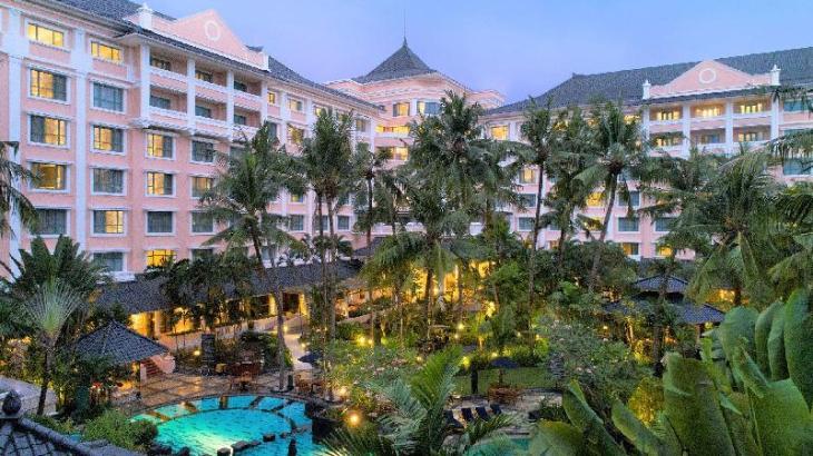 Melia Purosani Hotel Yogyakarta photo 1