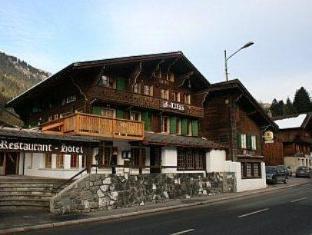 Hotel Restaurant Les Lilas
