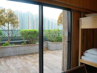 Noah's Ark Resort Hong Kong - Balcony/Terrace