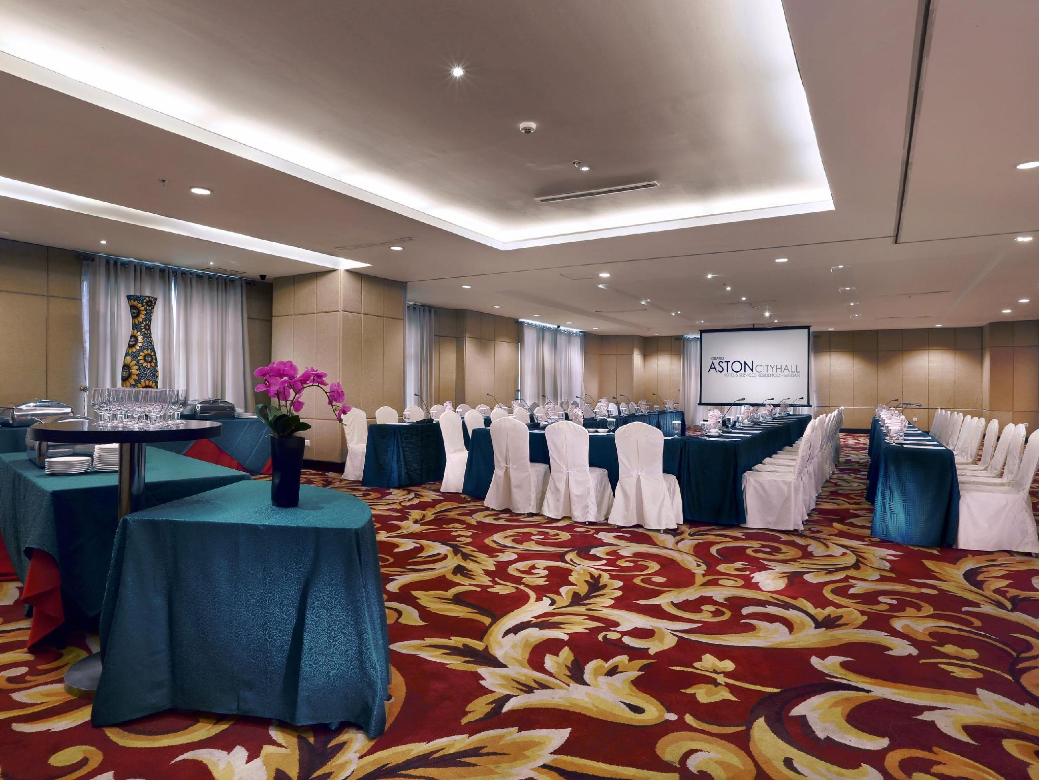 Grand Aston City Hall Hotel & Serviced Residences9