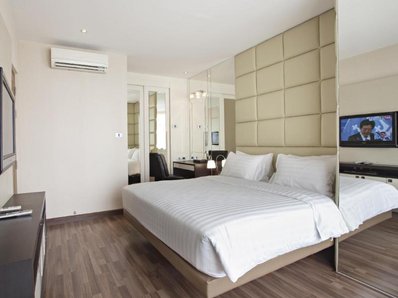 【Sukhumvit Hotel】V レジデンス ホテル & サービスド アパートメント(V Residence Hotel and Serviced Apartment)