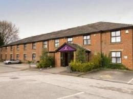 Premier Inn Crewe Nantwich
