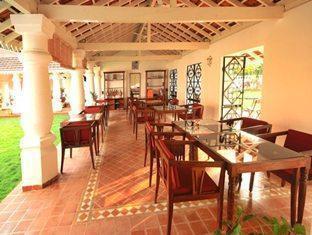 Casa Palacio Siolim House Hotel Pohjois-Goa - Ravintola