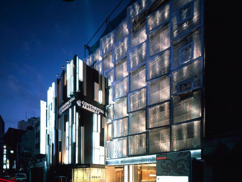 Centurion hotel residential akasaka akasaka tokyo for Classic house akasaka