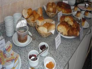 艾尔博尔特努斯糖果套房酒店 布宜诺斯艾利斯 - 自助餐