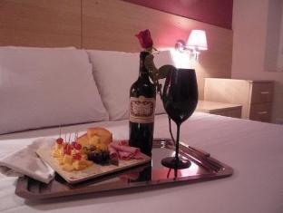 艾尔博尔特努斯糖果套房酒店 布宜诺斯艾利斯 - 客房