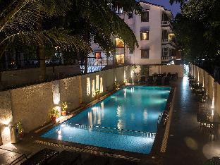 Hotell Hotel Calangute Tower  i Goa, India