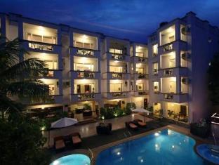 Hotel Meraden La Oasis by the Verda Severní Goa - Interiér hotelu