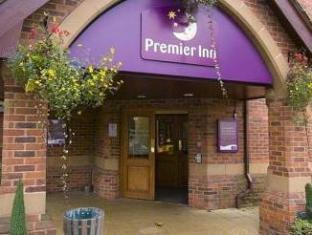 Premier Inn Manchester North Middleton  Manchester - Entrance