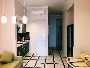Apartment-studio Akter Galaxy green