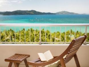 漢密爾頓島珊瑚景酒店 維特桑迪 - 陽台/露台