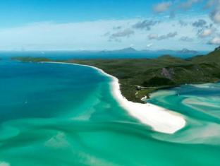 Hamilton Island Reef View Hotel Whitsunday Islands - Strand