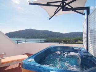 At Blue Horizon Resort Apartments Whitsunday Islands - Balkon/Taras