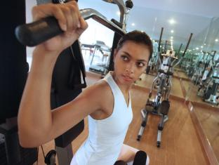 Abi Bali Luxury Resort and Villa Bali - Gym and Fitness Centre