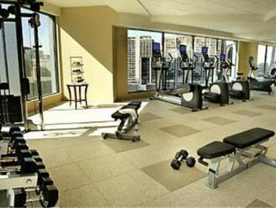 Marriott Toronto Downtown Eaton Centre Hotel Toronto (ON) - Fitness Room