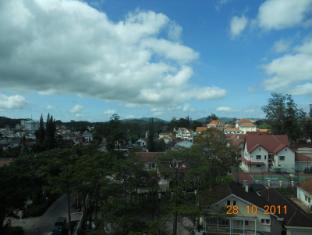 La Sapinette Hotel Dalat - View to city