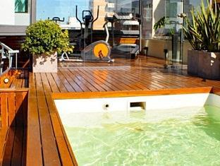 Azur Real Hotel Boutique Cordoba - Swimming Pool