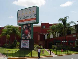 โรงแรมคาซากรานเดแอโรปูเอโตแอนด์เซนโทร เด เนโกรซิส กวาดาลาฮารา - ภายนอกโรงแรม