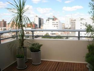 Zoom Apartments Hotel Boutique Cordoba - Balcony/Terrace