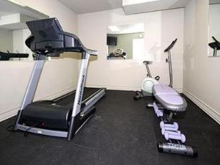 Clarion Collection Lodge At Calistoga Hotel Calistoga (CA) - Fitness Room