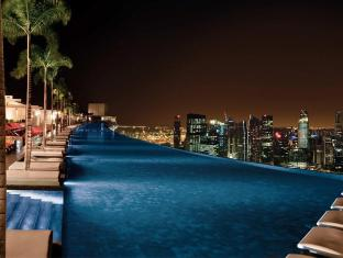 Marina Bay Sands Singapore - 57th Floor Pool