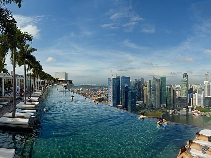 Marina Bay Sands Singapore Singapore Overview