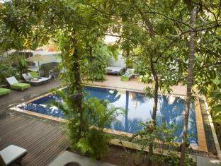 Villa Langka Boutique Hotel Phnom Penh - Swimming Pool