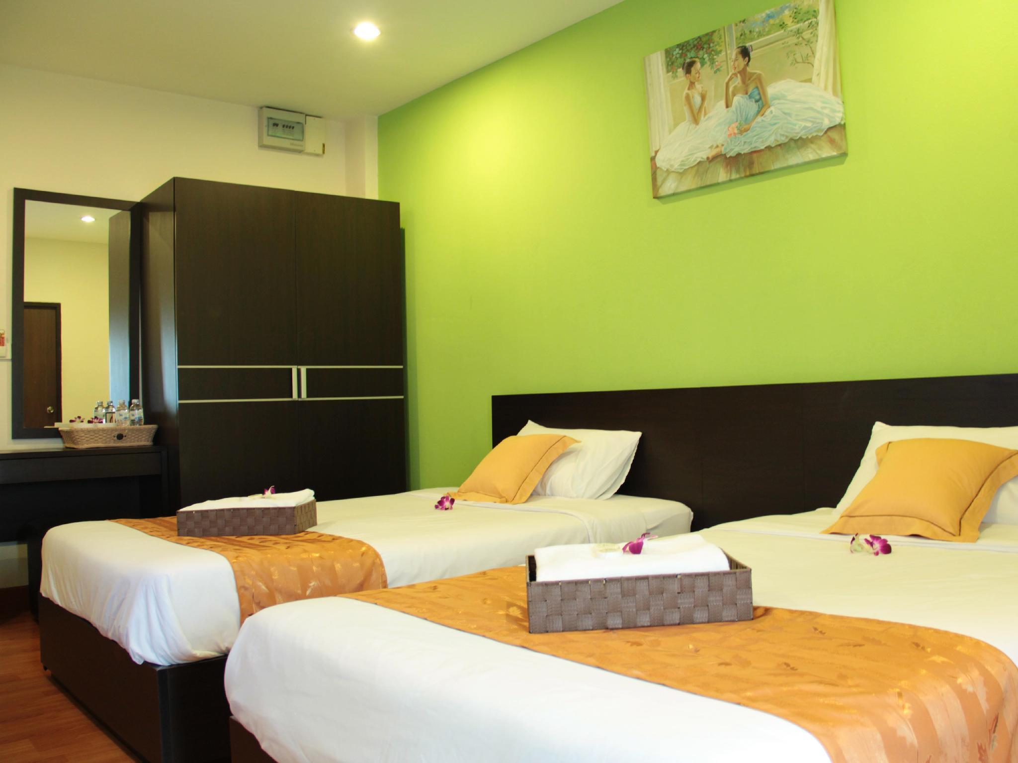 Khaosan Park Resort Bangkok