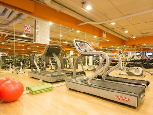 The Kee Resort & Spa Phuket - Fitnessruimte