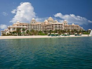 Kempinski Hotel & Residences Palm Jumeirah Dubai - Hotel View from the Beach