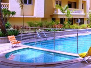 Sandalwood Hotel & Retreat North Goa - Kid's Pool