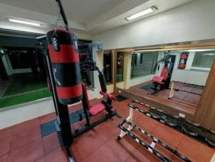 Sandalwood Hotel & Retreat Norra Goa - Gym
