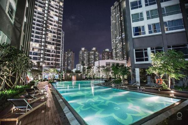Hoasun Boutique Apartment - Vinhomes Central Park Ho Chi Minh City