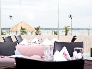 Hotel Cambodiana Phnom Penh - Ravintola