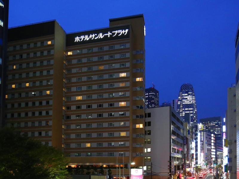 Hotel Sunroute Plaza Shinjuku - Tokyo hotels for repeaters
