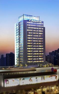 Oakwood Residence Shanghai, Shanghai