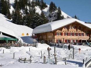 Berghaus Bort Hotel