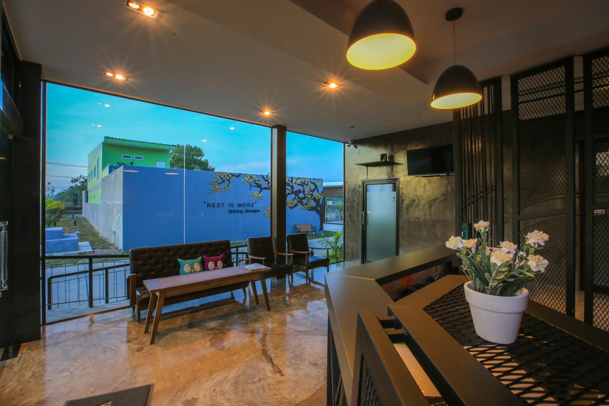 Siritrang Boutique Hotel,Siritrang Boutique Hotel