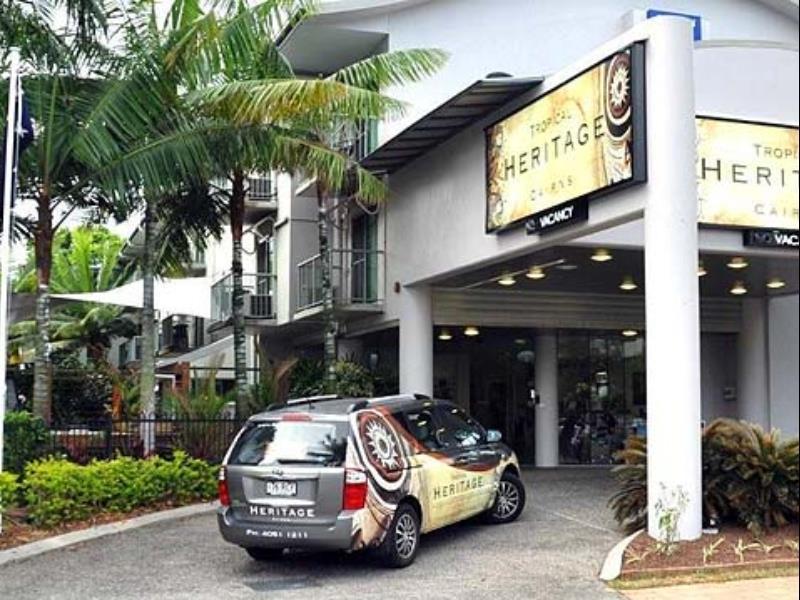 トロピカル ヘリテージ(Tropical Heritage Cairns)