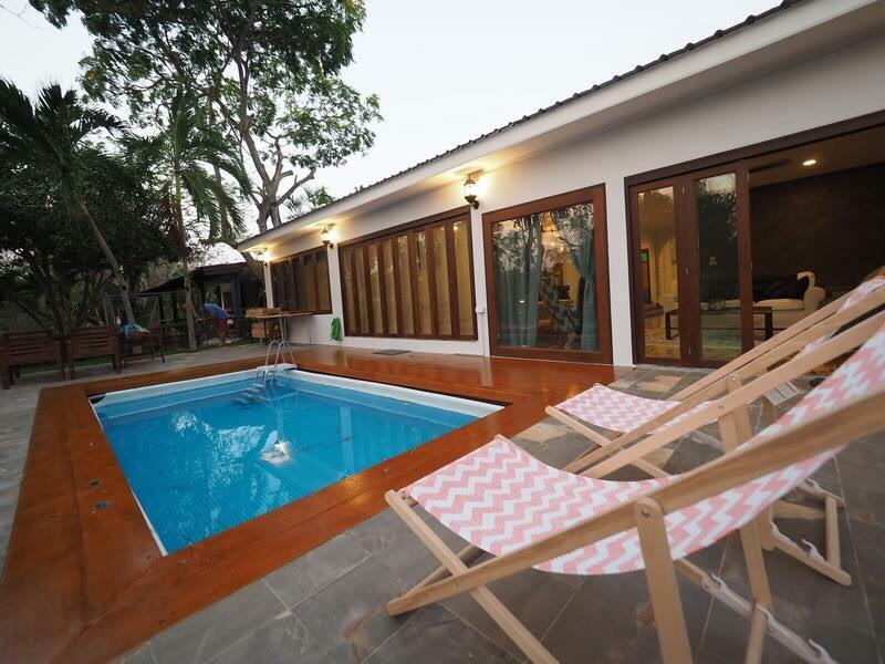 Mae Phim Beach Pool Villa,Mae Phim Beach Pool Villa