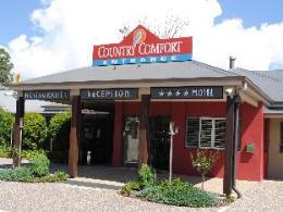 Country Comfort Toowoomba Hotel