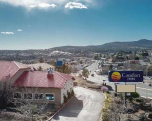 Get Promos Comfort Inn Near Gila National Forest Silver City