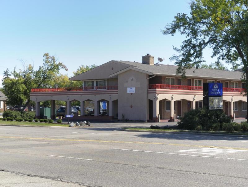 Americas Best Value Inn Barrington Chicago W