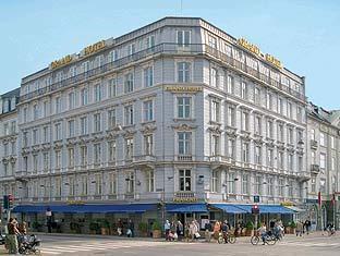 Grand Hotel Copenhagen - Facade